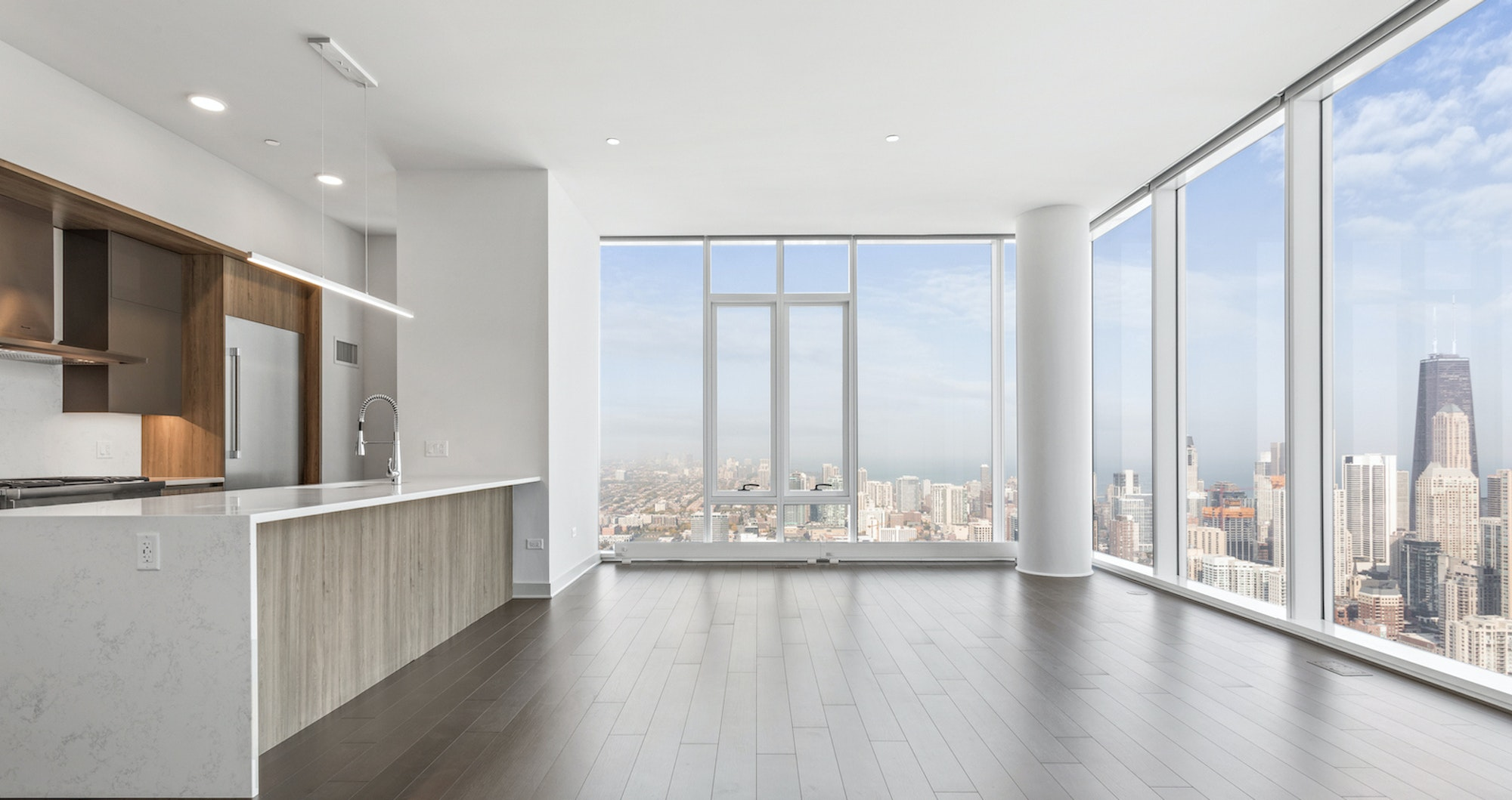 Wolf Point East Unit 5802 3